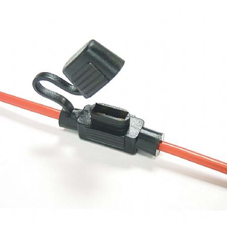 Mini Blade In-Line Fuse Holder 30A