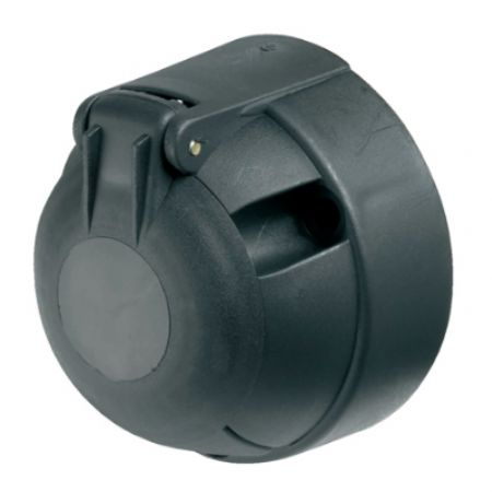 Trailer Socket 7 Pin Plastic 12N