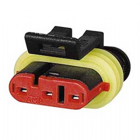 3 Way Superseal Receptacle Kit