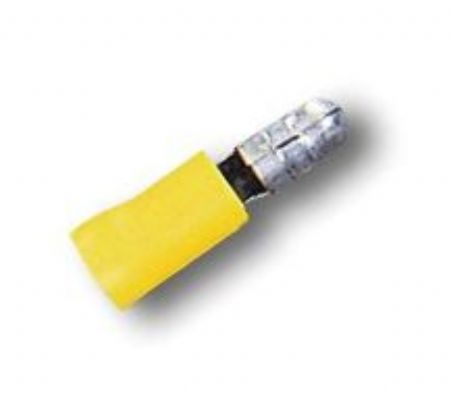 Yellow Male Bullet 5.0mm