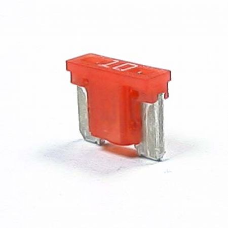Low Profile MINI Blade Fuse 10A