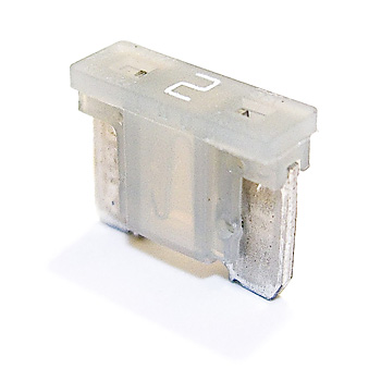 Low Profile MINI Blade Fuse 2A