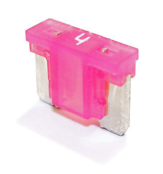 Low Profile MINI Blade Fuse 4A