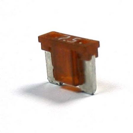 Low Profile MINI Blade Fuse 7.5A
