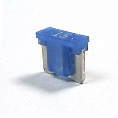 Low Profile MINI Blade Fuse 15A