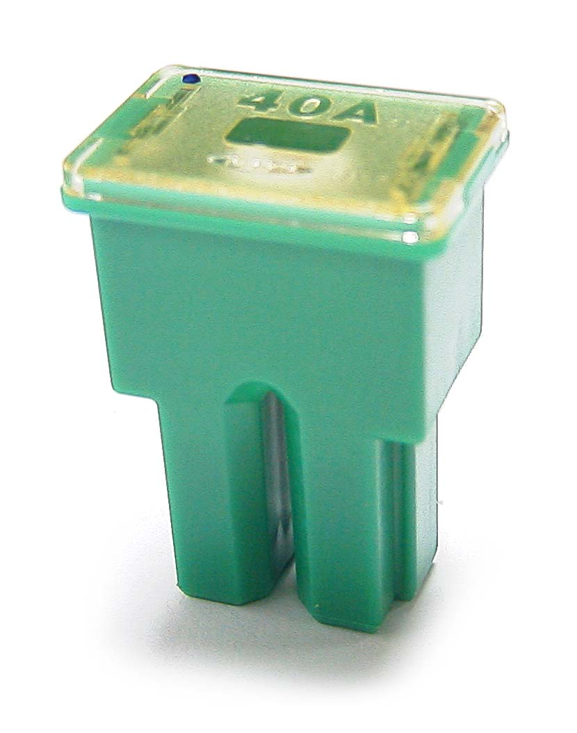 PAL Fuse 40A Green (Female Connector)