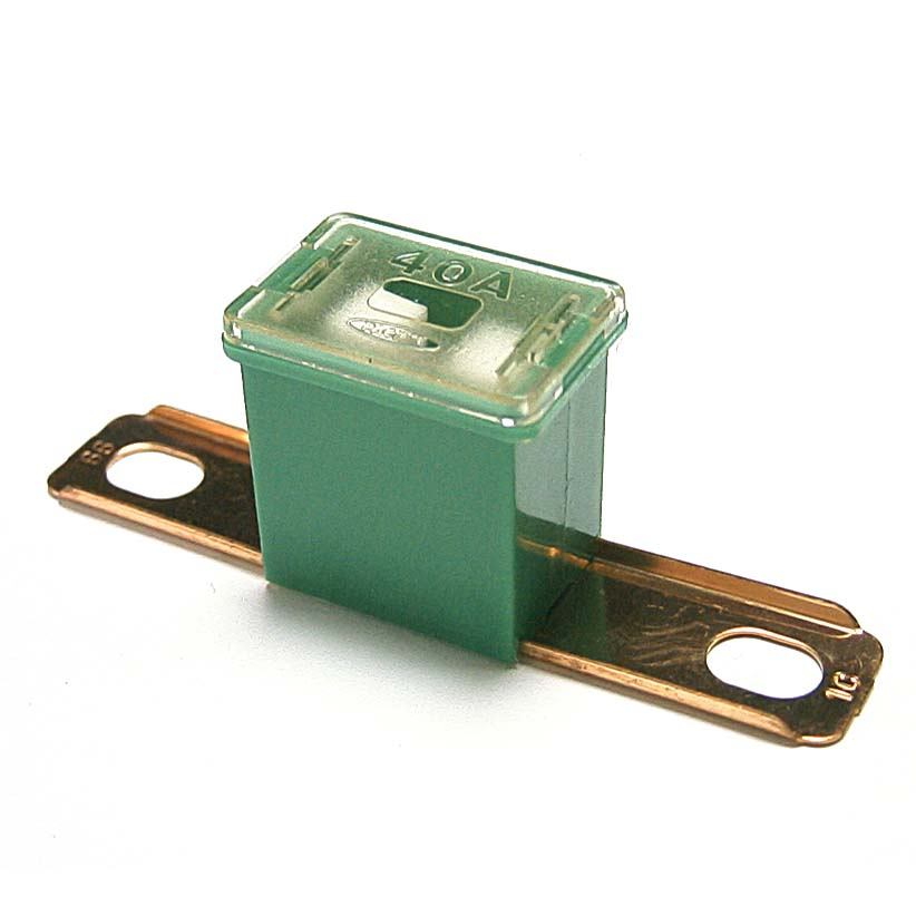 PAL Fuse 40A Green (62mm)