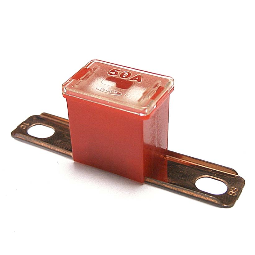 PAL Fuse 50A Red (62mm)