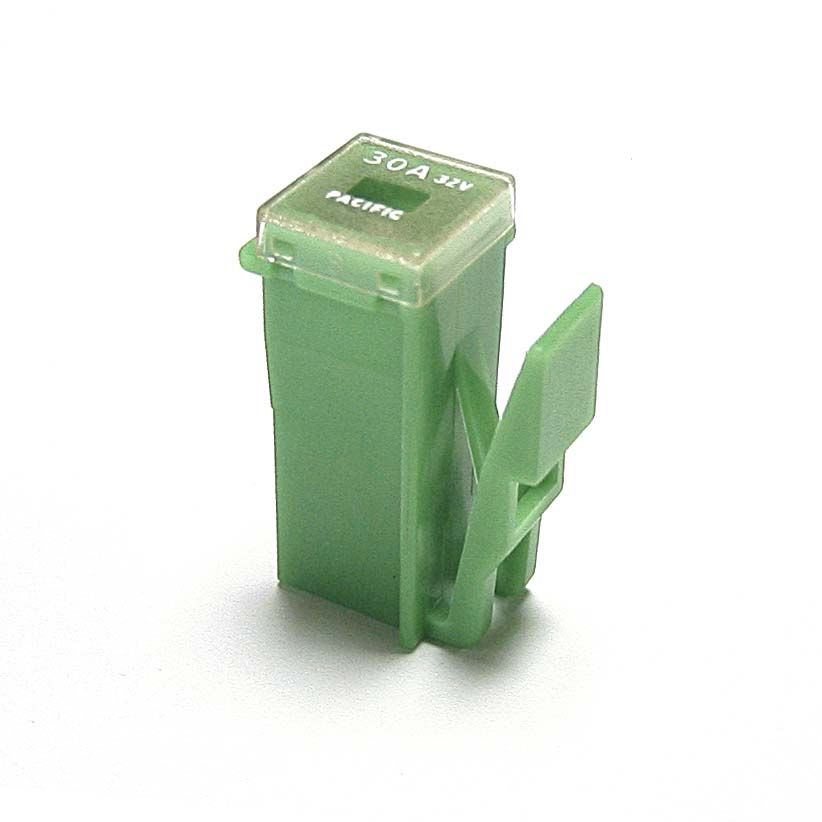PAL Fuse 30A Green Female Locking