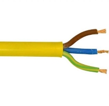 63Amp Marineflex Shore Power Cable 3 Core